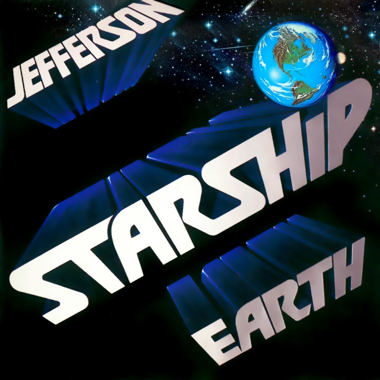 Sealed Jefferson Starship Earth 1978 First Pressing Grunt