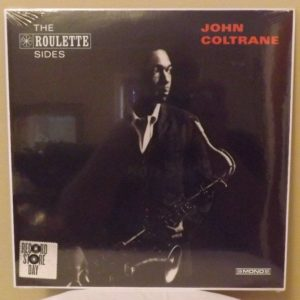 The Roulette Sides John Coltrane