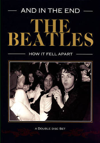 Sealed Dvd 2 Disc Set And In The End The Beatles How It