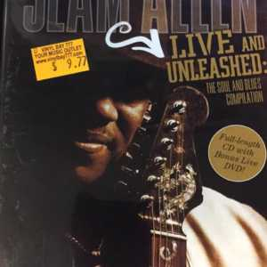 Slam Allen Live and Unleashed