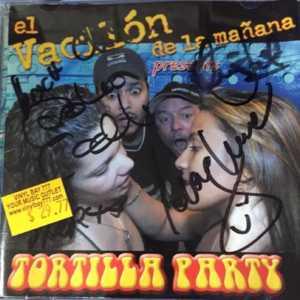 El Vacilon De La Manana Tortilla Party