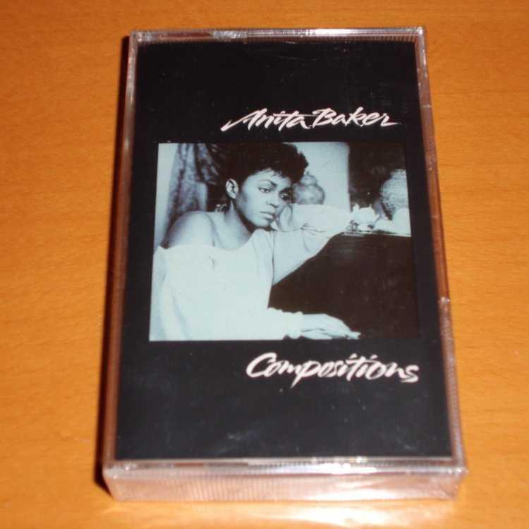 Used Cassette Anita Baker Compositions Elektra