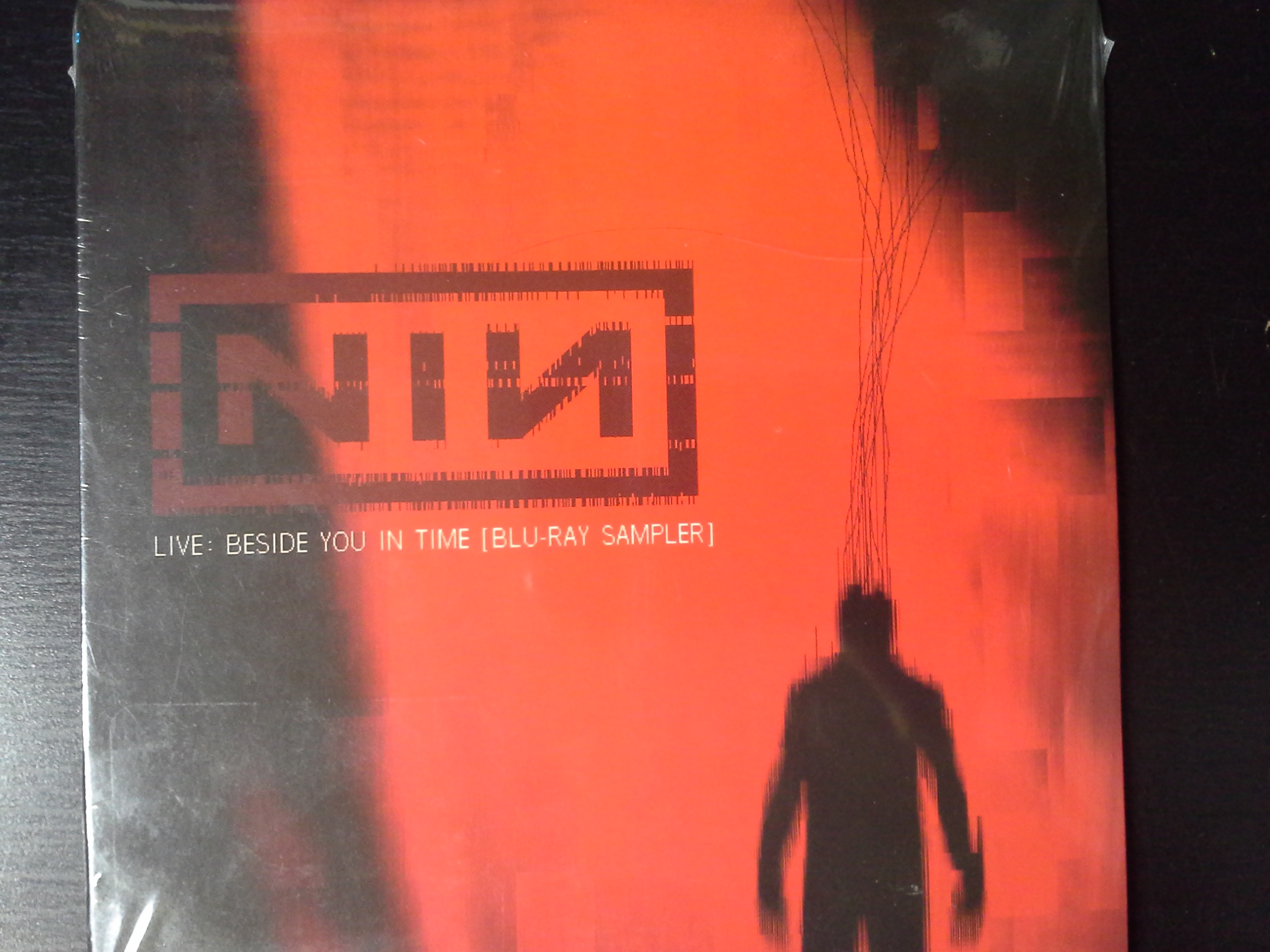SEALED HD-DVD Nine Inch Nails Live: Beside You In Time Blu-Ray ...