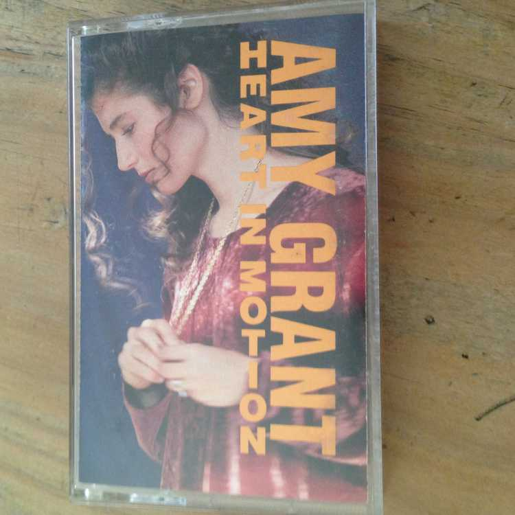 Amy Grant Heart In Motion Tour