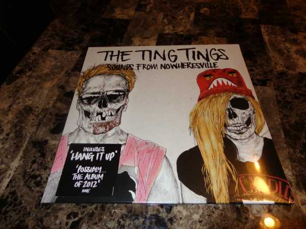 Sealed 12 Quot Lp The Ting Tings Sounds From Nowheresville