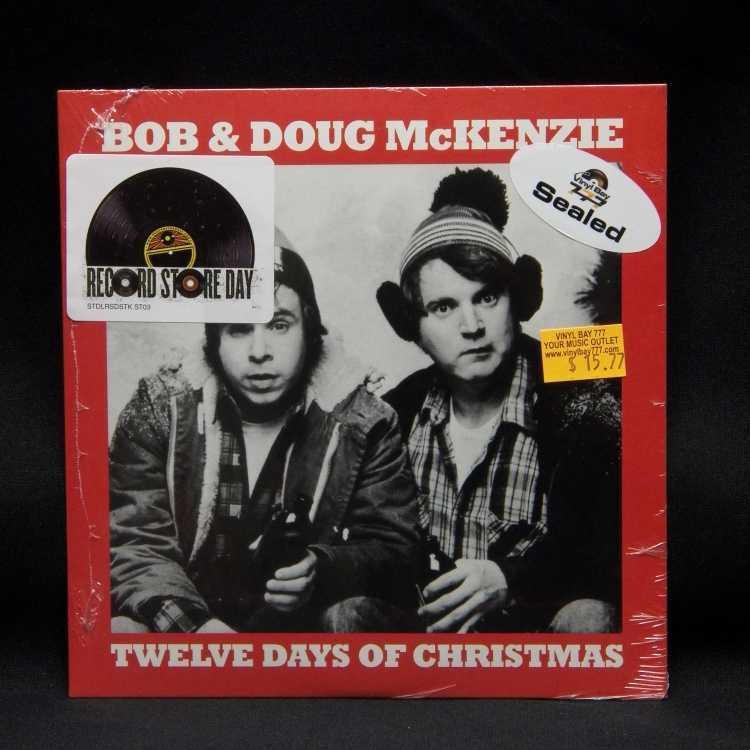 Bob And Doug Mckenzie 12 Days Of Christmas.Sealed 7 Bob Doug Mckenzie Twelve Days Of Christmas Take Off 2016 Mercury Records Rsd