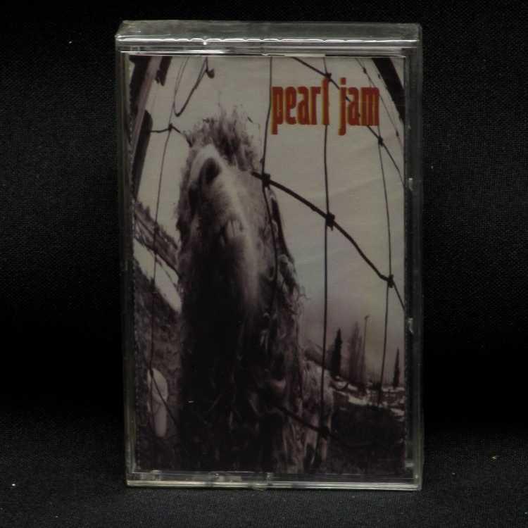 SEALED Cassette Pearl Jam Vs. 1993 Epic - VinylBay777