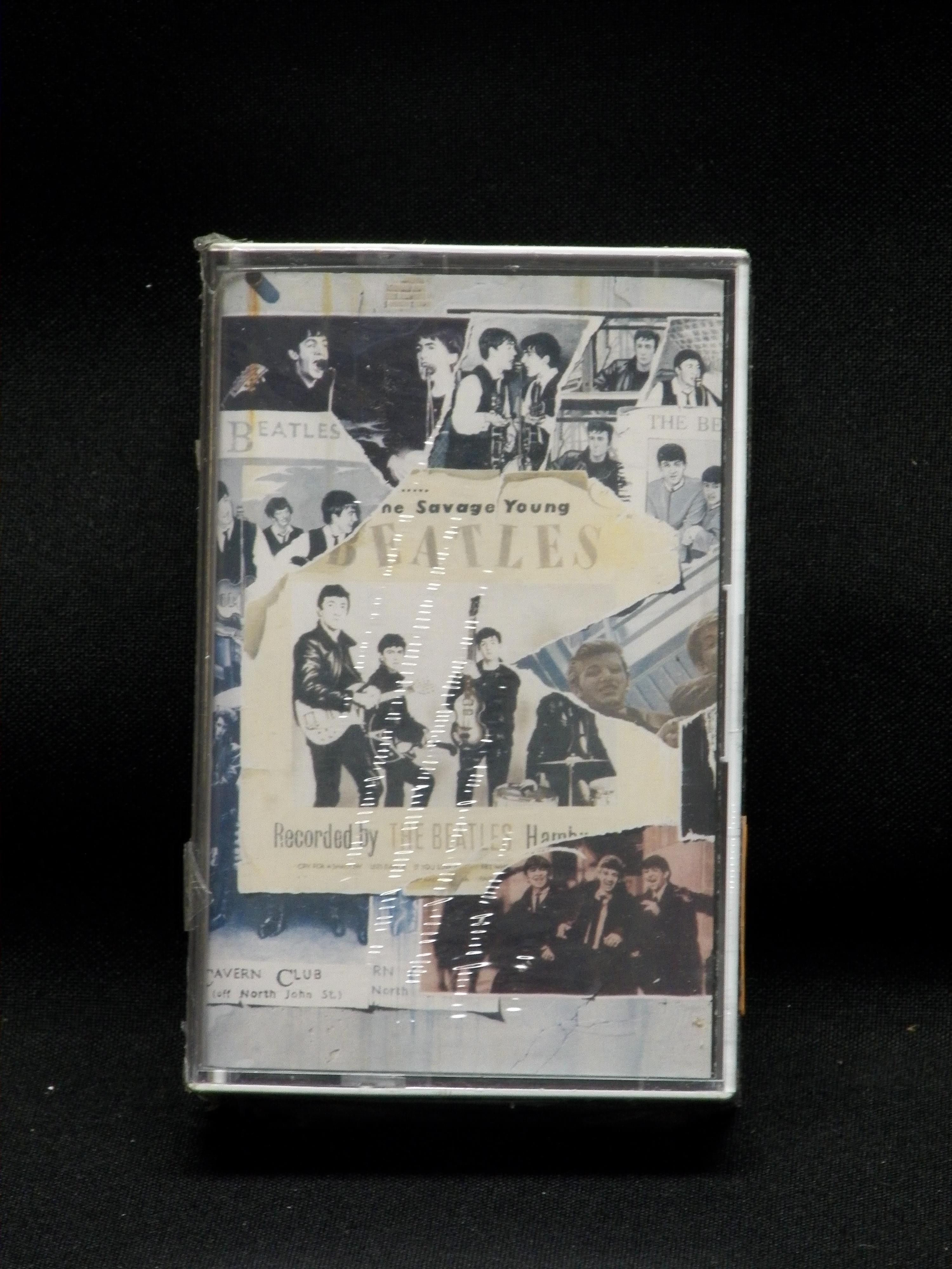 SEALED 2 Cassette Set The Beatles Anthology 1 1995 Capitol Records -  VinylBay777