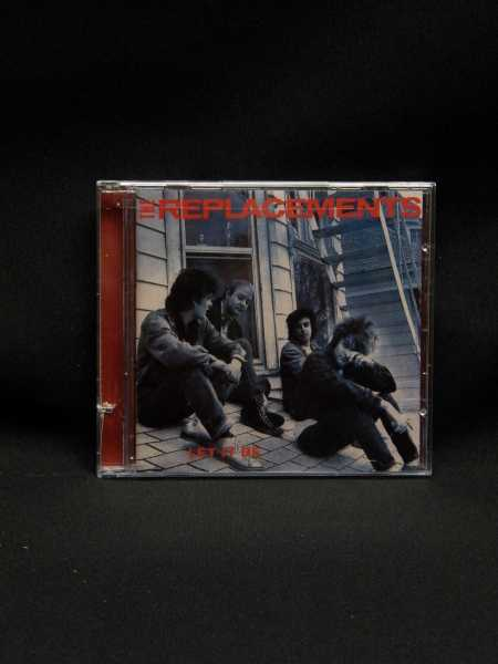 Used Cd The Replacements Let It Be Deluxe Edition 2008