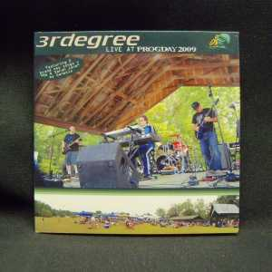 3rdegree Live At Progday 2009 Used DVD Autographed 1