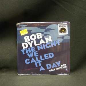 Bob Dylan The Night We Called It A Day 7in RSD 1