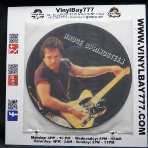 Bruce Springsteen Limited Edition Interview Picture Disc 12in Import 1