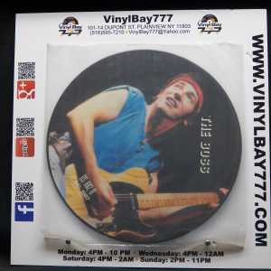 Bruce Springsteen Limited Edition Interview Picture Disc 12in Import 2