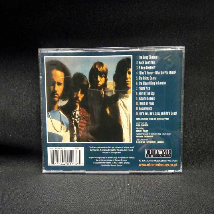 ... Doors Maximum Doors Used No Cover CD 2  sc 1 st  Vinyl Bay 777 & USED CD The Doors Maximum Doors: The Unauthorised Biography Of The ...
