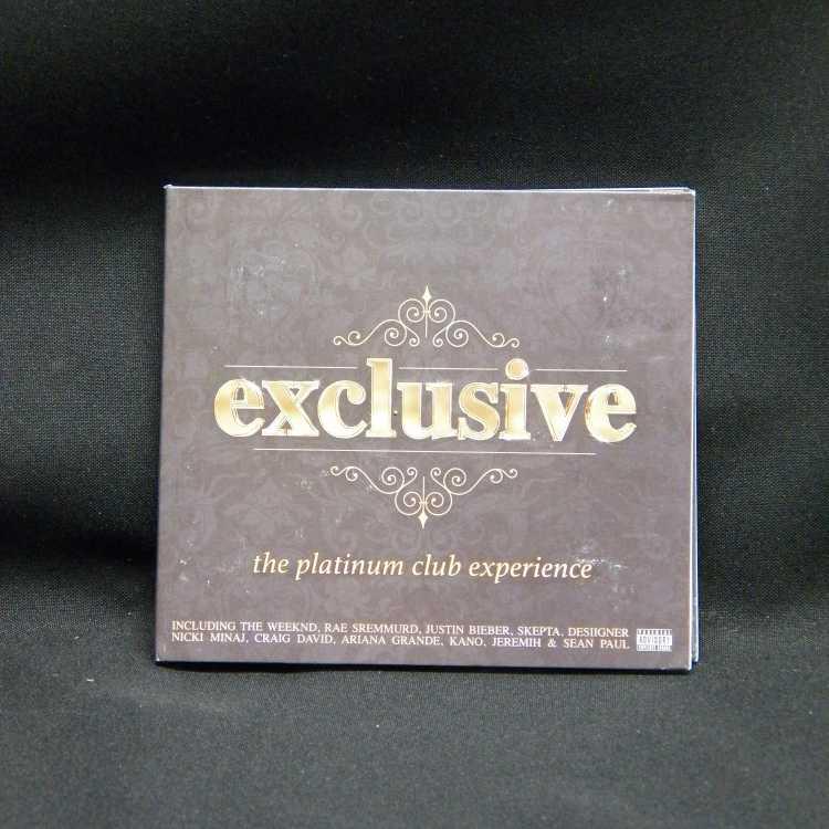 Exclusive Platinum: USED 2 CD Set Various Artists Exclusive: The Platinum Club