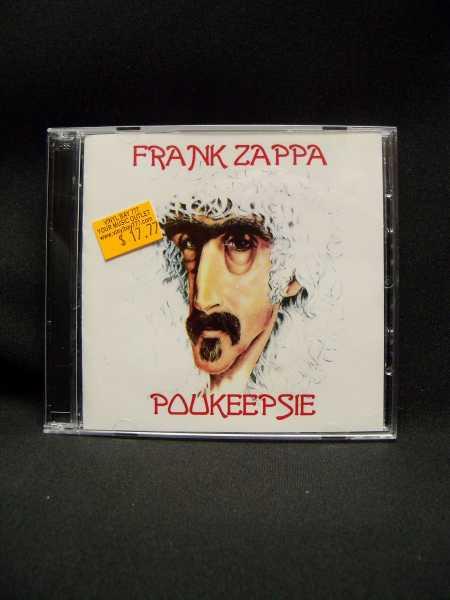Used Cd Frank Zappa Poukeepsie 2014 Cellar Dweller Records