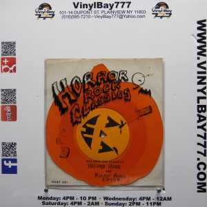 Horror Rock Classics Used VG++ 7in 1