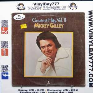 Mickey Gilley Greatest Hits, Vol. II LP 1