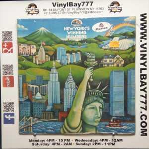New York's Lottery Presents New York's Winning Numbers LP 1