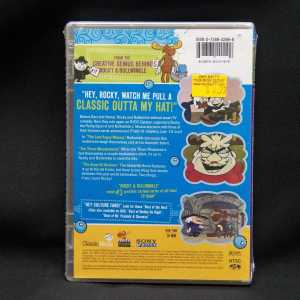 The Best of Rocky And Bullwinkle Volume 1 DVD 2