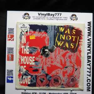 Was Was Not Spy In The House Of Love LP 1