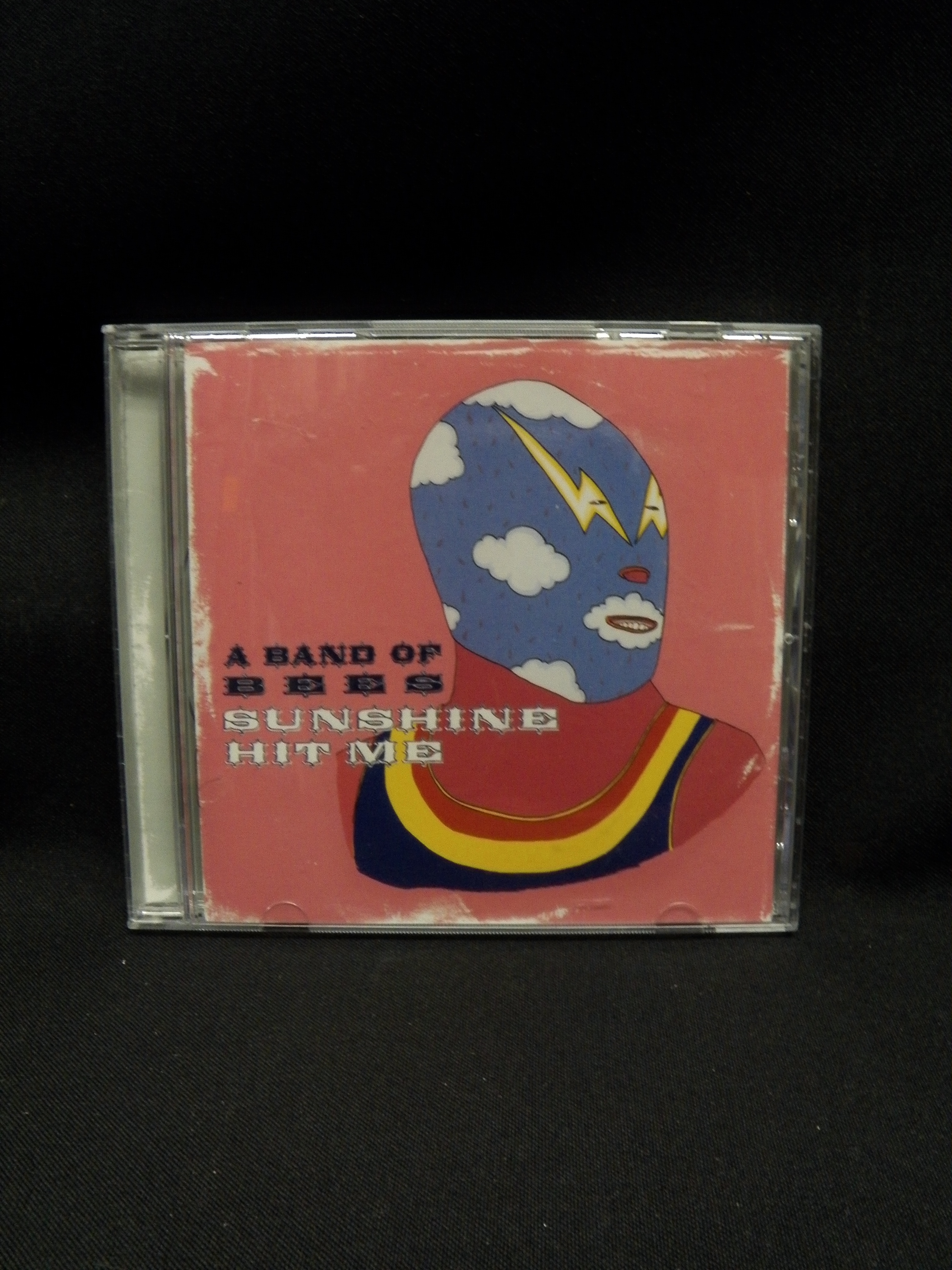 Used Cd A Band Of Bees Sunshine Hit Me 2003 Astralwerks