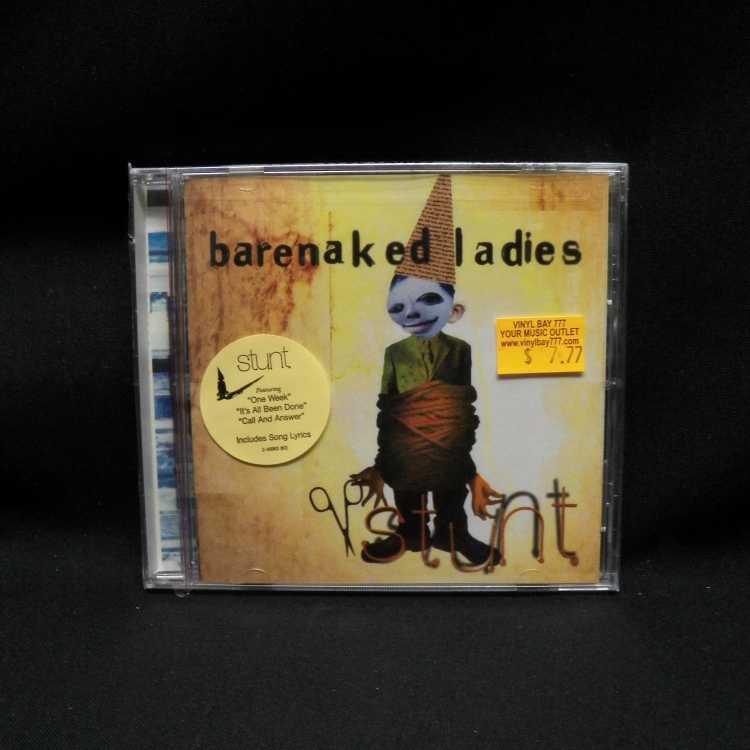 bare naked ladies christmas album