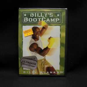 Billy Blanks Billy's Boot Camp DVD 1