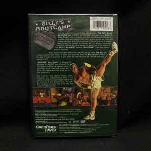 Billy Blanks Billy's Boot Camp DVD 2