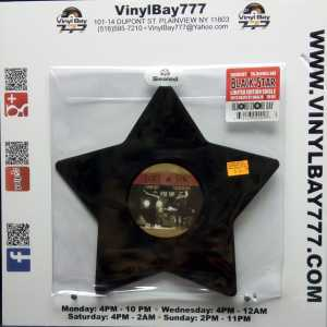 Black Star Fix Up You Already Know RSD 7in Star Shaped 1