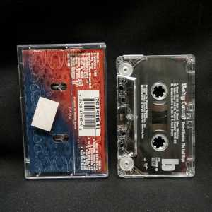 Body Count Violent Demise-The Last Days Used Cassette 2