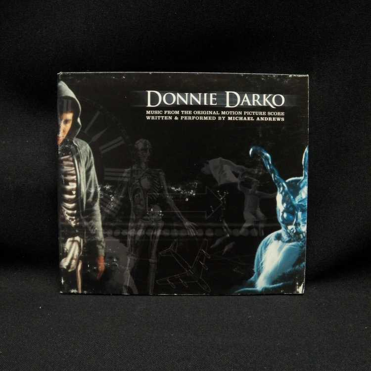 used cd michael andrews donnie darko music from the