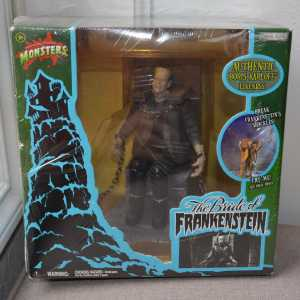 Frankenstein Bride of Frankenstein Figurine