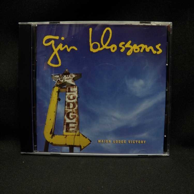 Used Cd Gin Blossoms Major Lodge Victory 2006 Hybrid