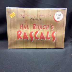 Hal Roach's Rascals 10 VHS Set