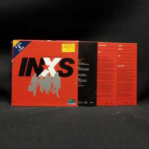 INXS The Years 1979-1997 Used 2 CD 1 DVD Set 1