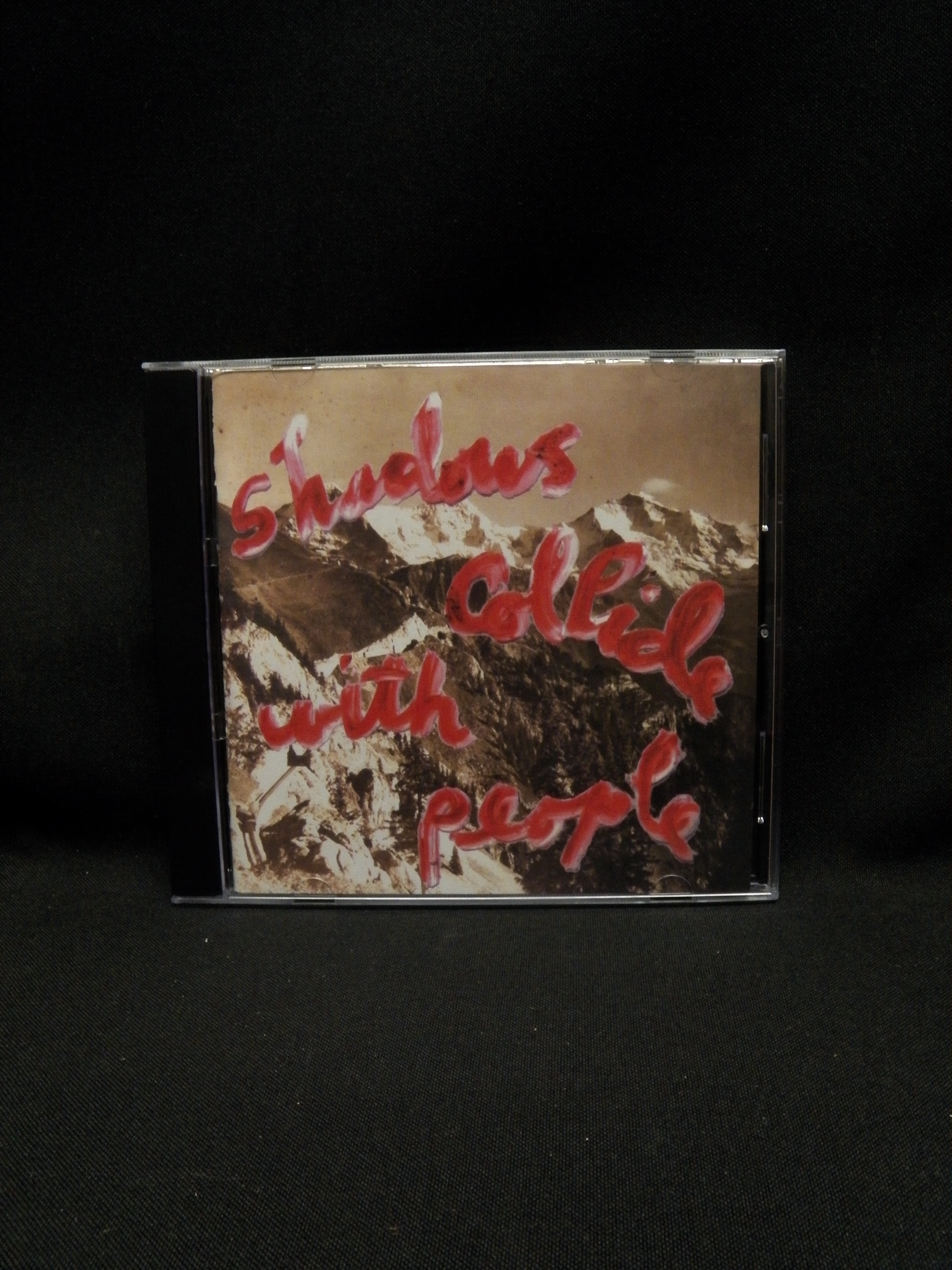 Used Cd John Frusciante Shadows Collide With People 2004
