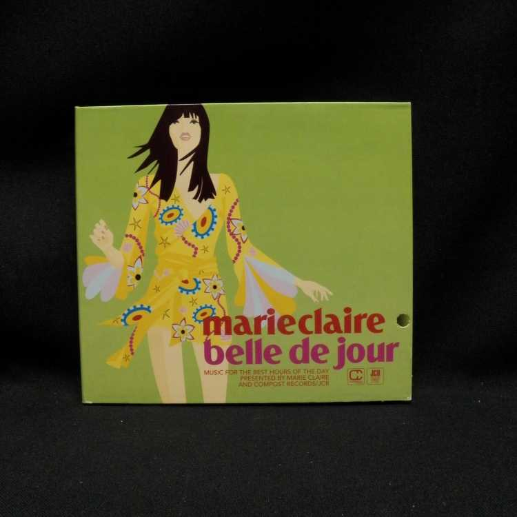 used cd various artists marie claire belle de jour 2003 compost records import vinylbay777. Black Bedroom Furniture Sets. Home Design Ideas
