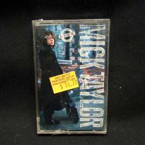 Mick Taylor Stranger In This Town Live Cassette 1