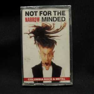 Not For The Narrow Minded Cassette 1