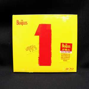 The Beatles 1 CD Blu-Ray 1