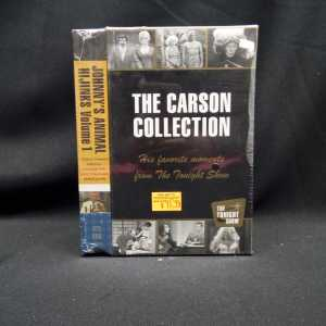 The Carson Collection 5 VHS Set 1