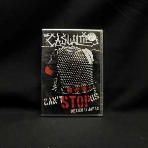 The Casualties Can't Stop Us Mexico & Japan DVD 1