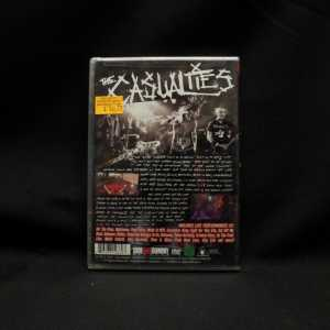 The Casualties Can't Stop Us Mexico & Japan DVD 2