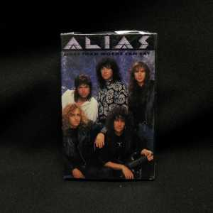Alias More Than Words Can Say Cassette 1