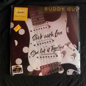 Buddy Guy Sick With Love RSD 10in Single 1