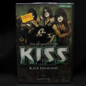 Kiss Black Diamond The Ultimate Story DVD 1