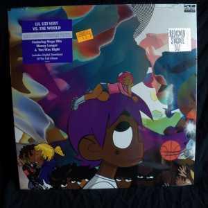 Lil Uzi Vert Lil Uzi Vert vs. The World Purple RSD LP 2237 1