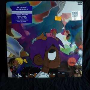 Lil Uzi Vert Lil Uzi Vert vs. The World Purple RSD LP 2246 1