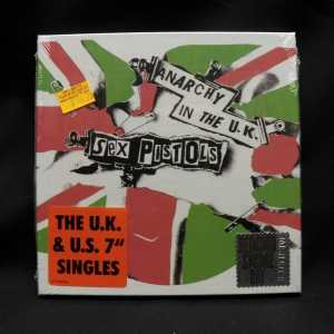 Sex Pistols The UK and US 7in Singles Box Set RSD 1